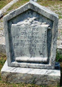 Bertha Findley