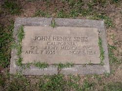 John Henry Sines