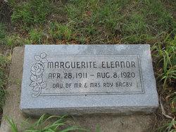 Marguerite Eleanor Bagby