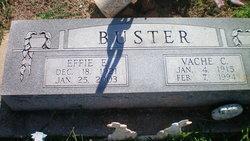 Effie E. <i>Hurst</i> Buster