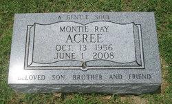 Montie Ray Acree