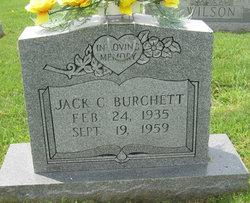 Jack Curtis Burchett