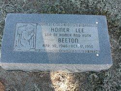 Homer Lee Beeton