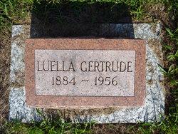 Luella Gertrude Gertie <i>Alexander</i> Haggerty