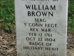 Sgt William Brown