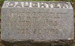 Maude E Bartlett