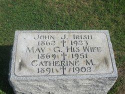 May G. <i>Caughey</i> Irish