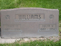 Julia V Williams