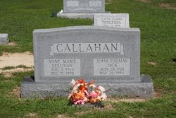 Anne Marie <i>Sullivan</i> Callahan