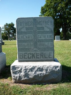 John Henry Beckerle