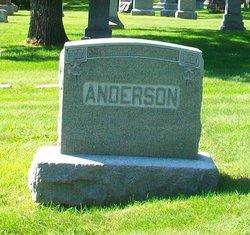 Sarah Elizabeth <i>Fosdick</i> Anderson