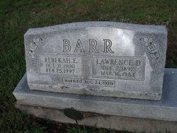 Rebekah Elizabeth <i>Newkirk</i> Barr