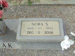Nora Frances <i>Samuels</i> Smoak