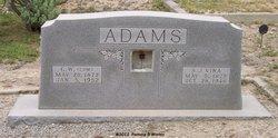 Serepta Vina Josie <i>McNutt</i> Adams