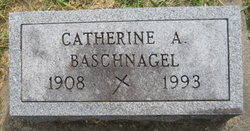 Catherine A. Baschnagel