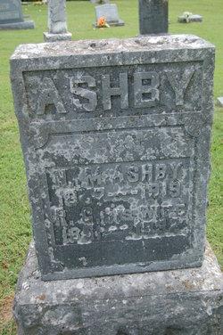 Roseltha Gertrude <i>Eakins</i> Ashby