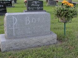 Elizabeth Bertha Betty <i>Hackman</i> Botz
