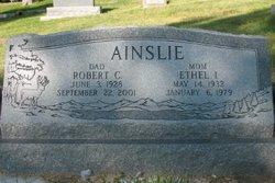 Ethel Irene <i>Rimmer</i> Ainslie