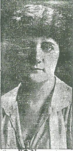 Stella Madeleine <i>Drumm</i> Atkinson