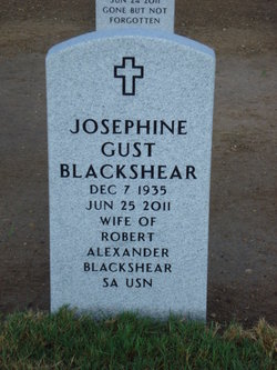Josephine <i>Gust</i> Blackshear