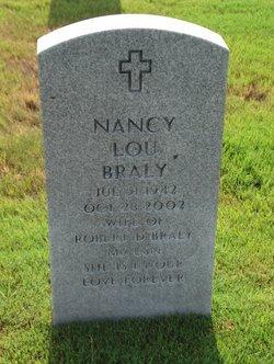 Nancy Lou <i>Malin</i> Braly