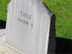 Maria Elizabeth <i>Tibbets</i> Cox