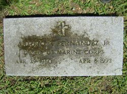 LCpl Arturo R Fernandez, Jr