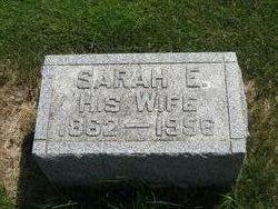 Sarah E Miles