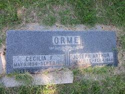 Joseph Arthur Orme