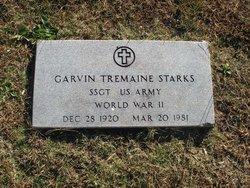 Garvin Tremaine Starks