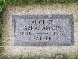 August Abrahamson