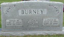 Annie Burney