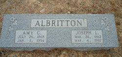 Amy C Albritton