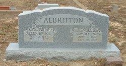 Allen B Albritton