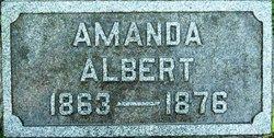 Amanda Albert