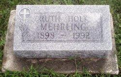 Ruth <i>Holt</i> Mehrling