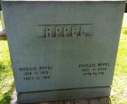 Marvin Victor Appel