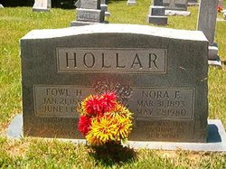 Nora Mae <i>Earp</i> Hollar