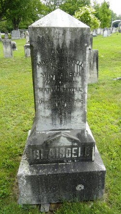 Mary C. <i>Little</i> Blaisdell