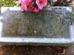 Mary Lee <i>Cauley</i> Allen