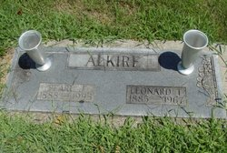 Pearl J. <i>Bogar</i> Alkire