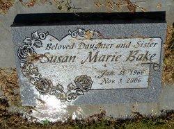 Susan Marie Bake