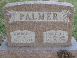 Bernice L Palmer