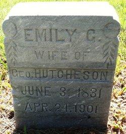 Emily <i>Walker</i> Hutcheson
