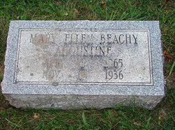 Mary Ellen <i>Beachy</i> Augustine