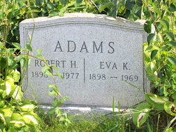 Eva K Adams