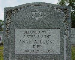 Anne <i>Alkes</i> Lucks