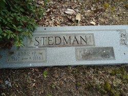 Addie P Stedman