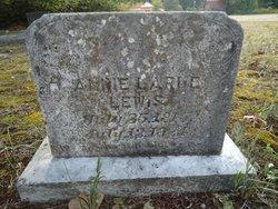 Annie LaRue Lewis