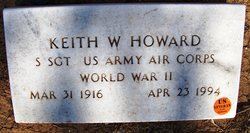 Keith W. Howard